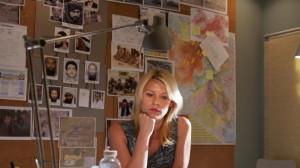 Claire Danes dans Homeland