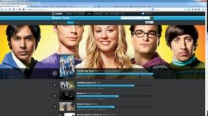 Classement hebdomadaire des épisodes les plus vus par la communauté Trakt (extrait du site web)