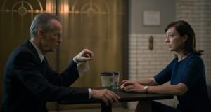 Ted Havemeyer (David Clennon) et Jackie Sharp (Molly Parker)