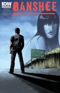 Banshee Origins Extended Edition (Comic book gratuit chez IDW)
