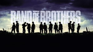 La mini-série Band of Brothers