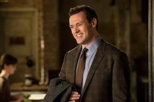 Damian Boyle (Jason O'Mara), le personnage inutile de cette saison 5...