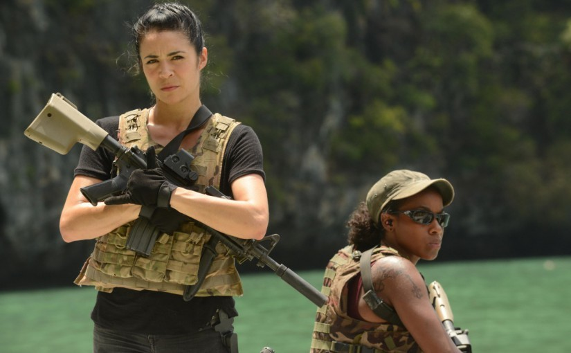 Strike Back, un guilty pleasure efficace