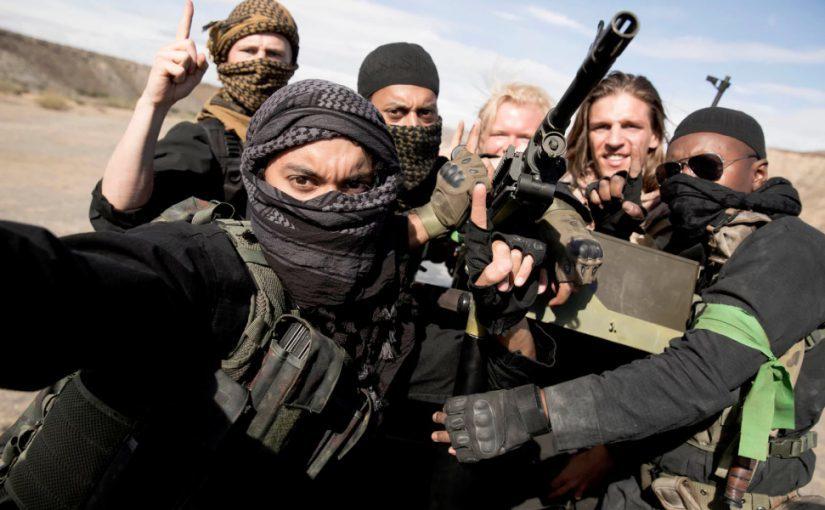 The State, au coeur de l'Etat Islamique