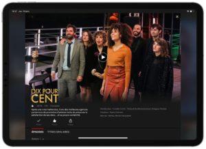 A peine diffusée à la TV, Dix pour cent est déjà sur Netflix